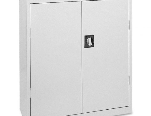 Lorell Fortress 42″ Storage Cabinets