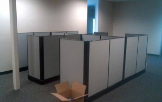 Panel System Open Area