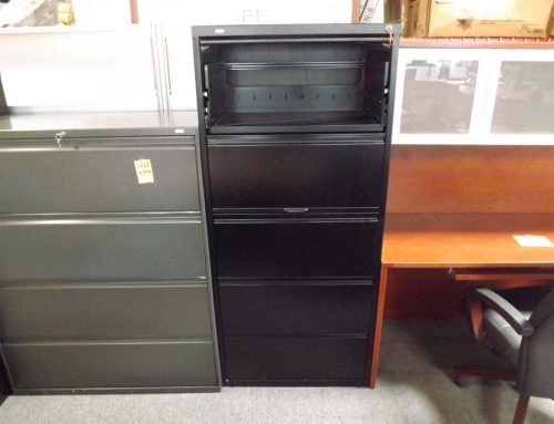 5 Drawer 30″ Lateral File by Hirsch