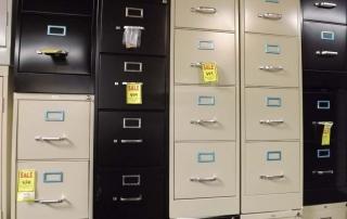 4 drawer vertical file