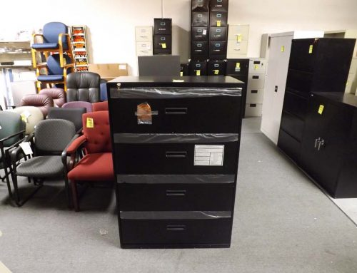 Lateral File 4 drawer 36″