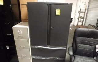 HON885LSS Lateral File and Storage Cabinet