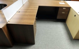 Cherryman AM320 L Desk