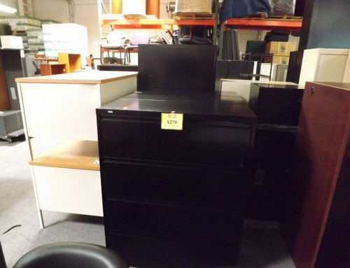 Lorell 4 drawer 42″ Lateral File (overstock)