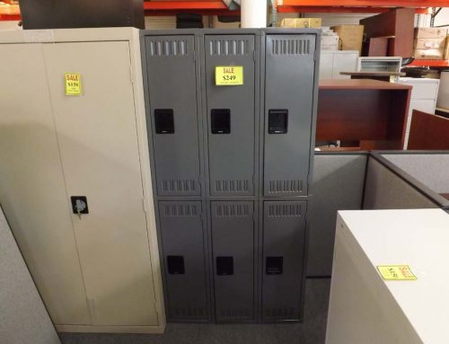Metal Locker Unit