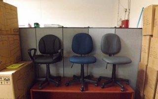 Task and Steno Chairs