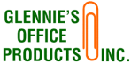 Glennie's Office Products Retina Logo